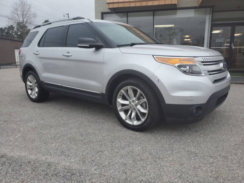 2014 Ford Explorer for sale at Ron's Used Cars in Sumter SC
