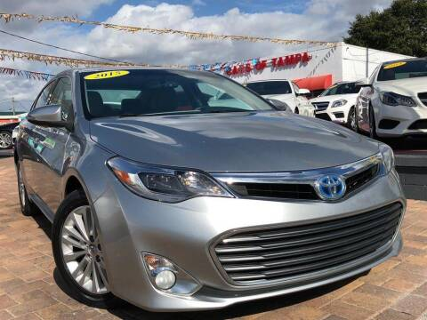 2015 Toyota Avalon Hybrid for sale at Cars of Tampa in Tampa FL