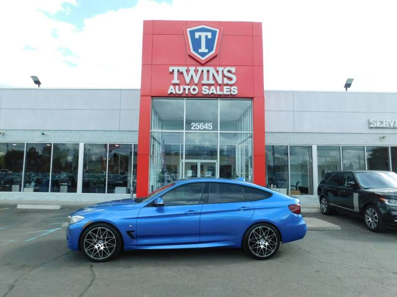 2015 BMW 3 Series for sale at Twins Auto Sales Inc Redford 1 in Redford MI