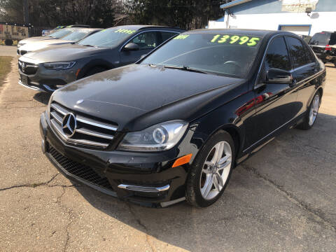 2014 Mercedes-Benz C-Class for sale at Don's Sport Cars in Hortonville WI