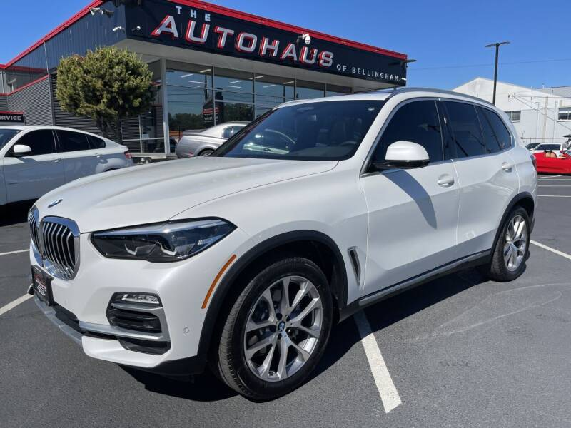 2019 BMW X5 for sale in Bellingham, WA