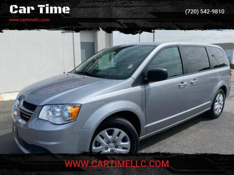 2018 Dodge Grand Caravan for sale at Car Time in Denver CO