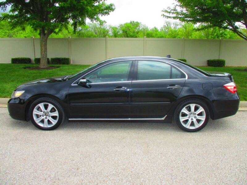 2010 Acura RL for sale in Lees Summit, MO