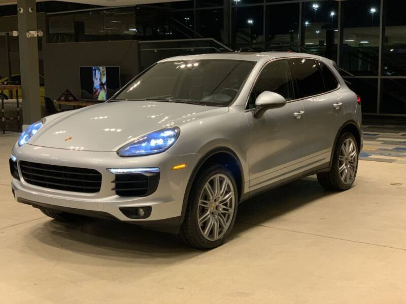 2017 Porsche Cayenne for sale at Unix Auto Trade in Sleepy Hollow IL