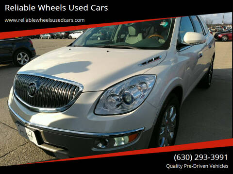 2011 Buick Enclave for sale at Reliable Wheels Used Cars in West Chicago IL