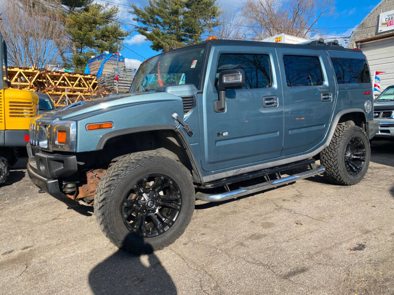 2006 HUMMER H2 for sale at White River Auto Sales in New Rochelle NY