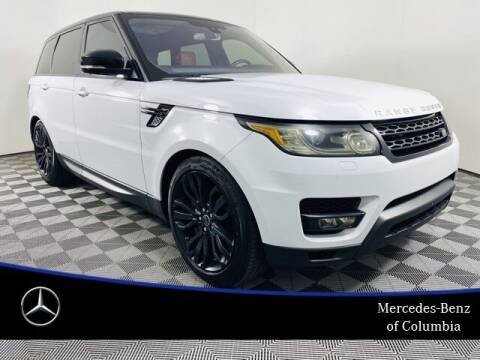 2016 Land Rover Range Rover Sport for sale at Preowned of Columbia in Columbia MO