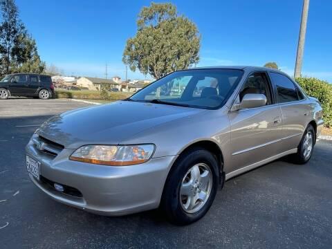 2000 Honda Accord for sale at Dodi Auto Sales in Monterey CA