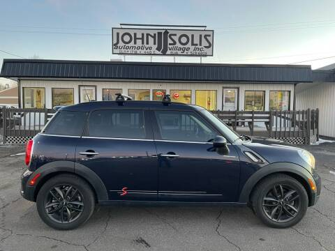 2012 MINI Cooper Countryman for sale at John Solis Automotive Village in Idaho Falls ID