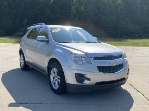 2012 Chevrolet Equinox for sale at Betten Baker Preowned Center in Twin Lake MI