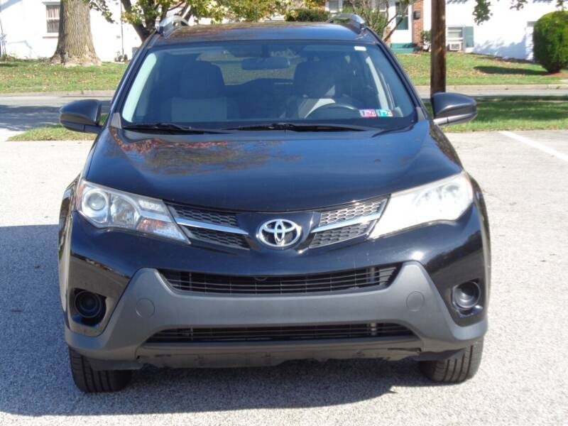 2013 Toyota RAV4 for sale at MAIN STREET MOTORS in Norristown PA