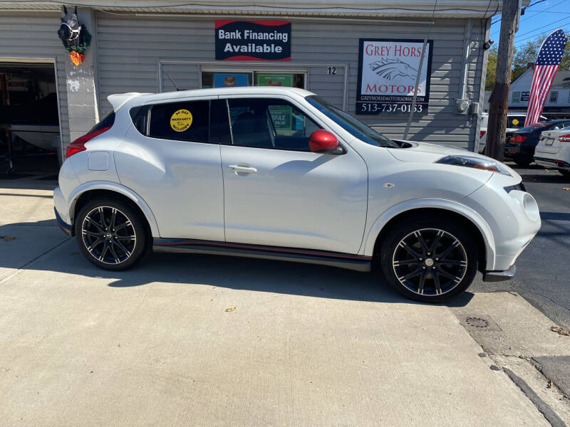 2013 Nissan JUKE for sale at Grey Horse Motors in Hamilton OH