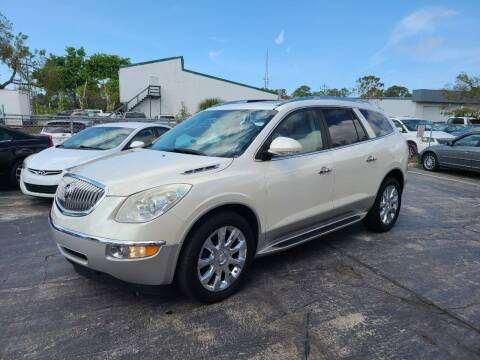 2011 Buick Enclave for sale at CAR-RIGHT AUTO SALES INC in Naples FL