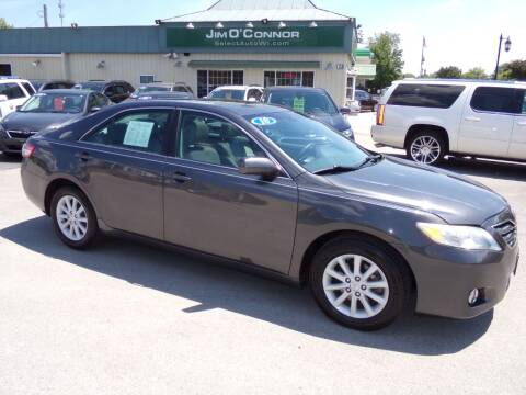 2010 Toyota Camry for sale at Jim O'Connor Select Auto in Oconomowoc WI
