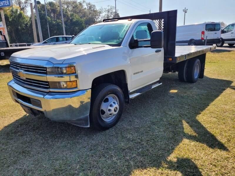 2016 Chevrolet SILVERADO Base for sale at Snider's Auto Center in Titusville FL