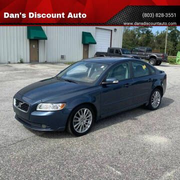 2009 Volvo S40 for sale at Dan's Discount Auto in Gaston SC