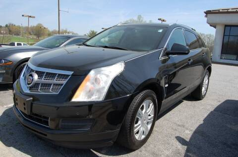 2011 Cadillac SRX for sale at Modern Motors - Thomasville INC in Thomasville NC