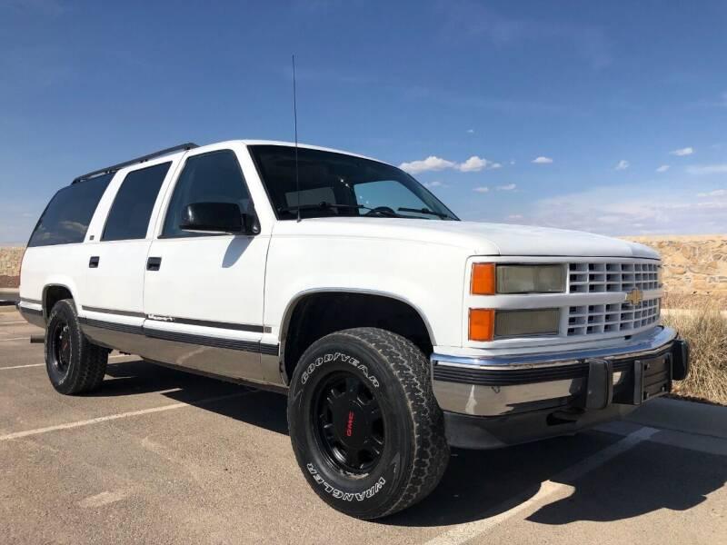 1992 Chevrolet Suburban for sale in El Paso, TX