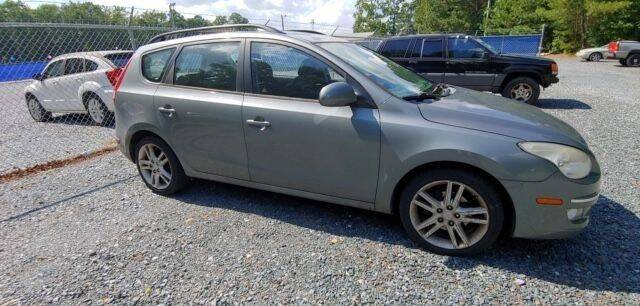2010 Hyundai Elantra Touring for sale at J Wilgus Cars in Selbyville DE