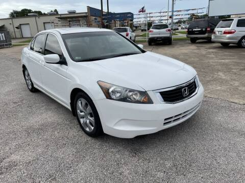 2010 Honda Accord for sale at AMERICAN AUTO COMPANY in Beaumont TX