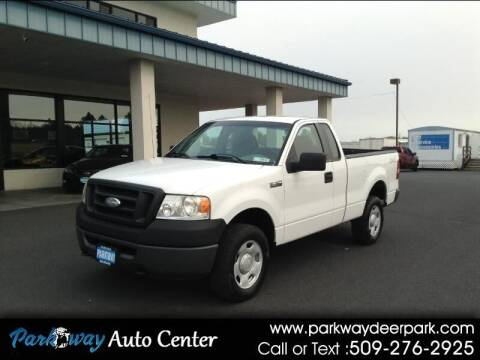 2008 Ford F-150 for sale at PARKWAY AUTO CENTER AND RV in Deer Park WA