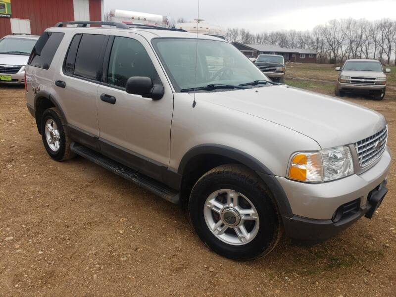 2003 Ford Explorer for sale at AJ's Autos in Parker SD