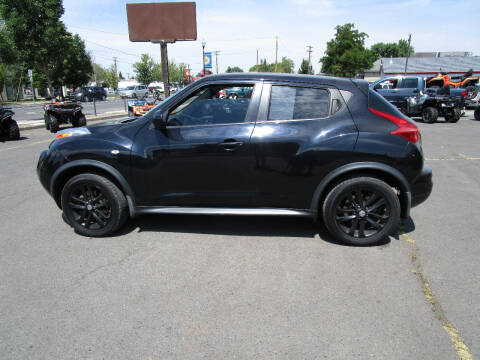 2011 Nissan JUKE for sale at Miller's Economy Auto in Redmond OR