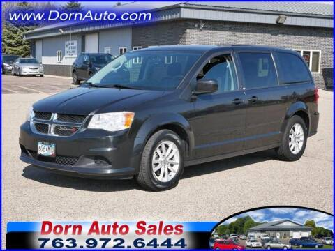 2014 Dodge Grand Caravan for sale at Jim Dorn Auto Sales in Delano MN