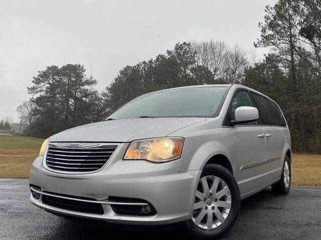 2012 Chrysler Town and Country for sale at Global Pre-Owned in Fayetteville GA