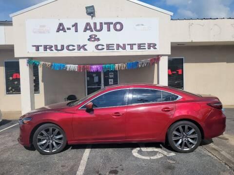 2018 Mazda MAZDA6 for sale at A-1 AUTO AND TRUCK CENTER in Memphis TN