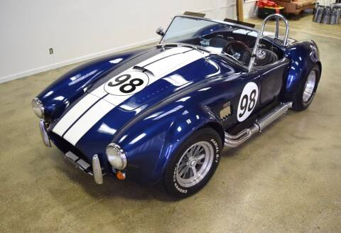 1965 Shelby Cobra for sale at Thoroughbred Motors in Wellington FL