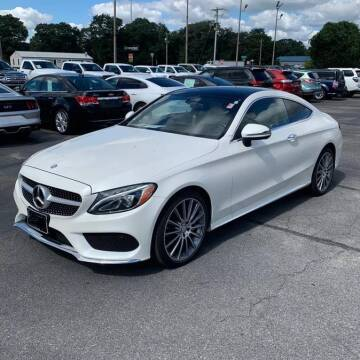 2017 Mercedes-Benz C-Class for sale at Prestige Pre - Owned Motors in New Windsor NY