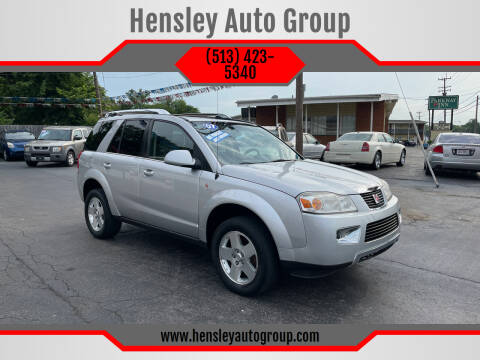 2007 Saturn Vue for sale at Hensley Auto Group in Middletown OH