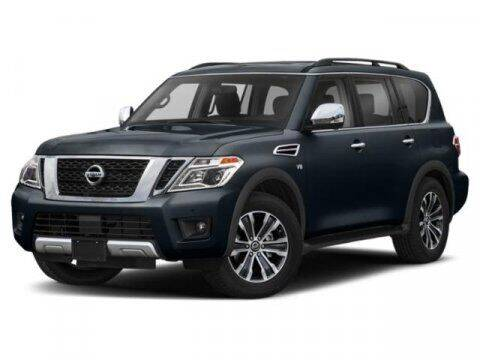 2018 Nissan Armada for sale at BMW OF ORLAND PARK in Orland Park IL