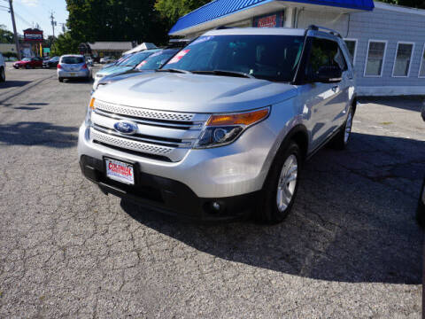 2013 Ford Explorer for sale at Colonial Motors in Mine Hill NJ