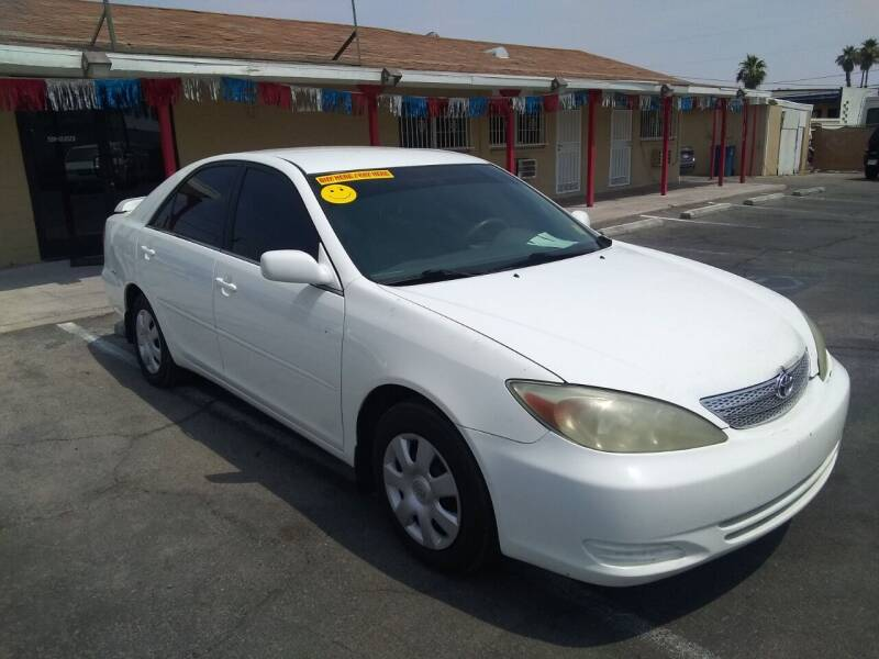 2003 Toyota Camry for sale at Car Spot in Las Vegas NV