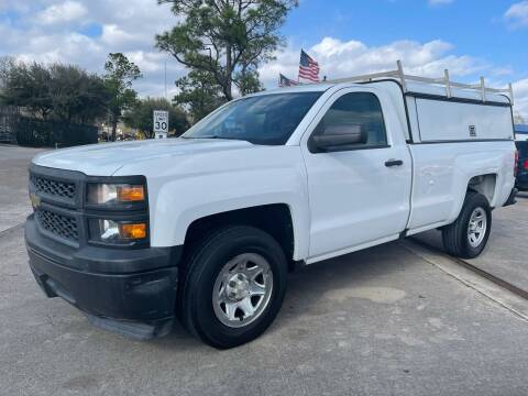 2015 Chevrolet Silverado 1500 for sale at Newsed Auto in Houston TX