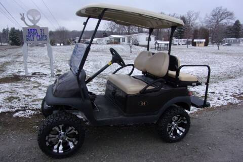 2017 Club Car Lifted Golf Cart Precedent 4 Passenger 48 VOLT for sale at Area 31 Golf Carts - Electric 4 Passenger in Acme PA