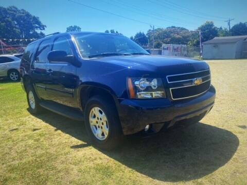 2007 Chevrolet Tahoe for sale at Cutiva Cars in Gastonia NC