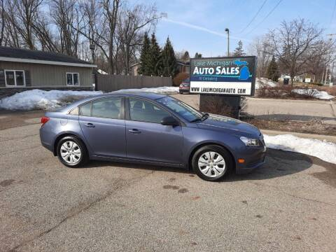 2013 Chevrolet Cruze for sale at Lake Michigan Auto Sales & Detailing in Allendale MI