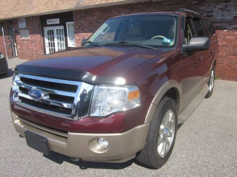 2011 Ford Expedition for sale at Tewksbury Used Cars in Tewksbury MA