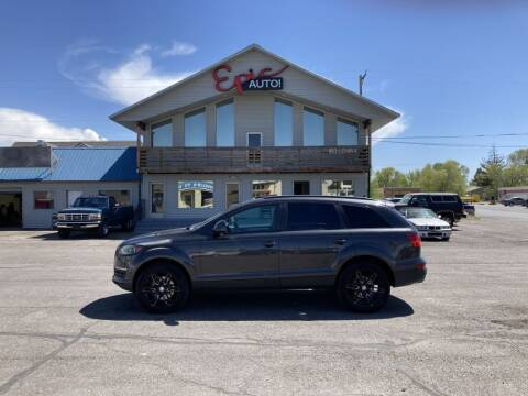 2007 Audi Q7 for sale at Epic Auto in Idaho Falls ID