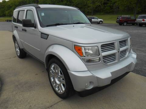 2011 Dodge Nitro for sale at Maczuk Automotive Group in Hermann MO