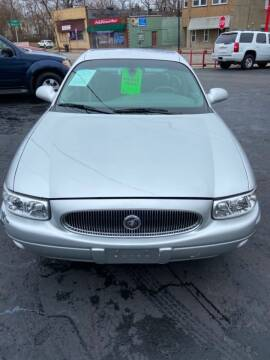 2001 Buick LeSabre for sale at North Hill Auto Sales in Akron OH