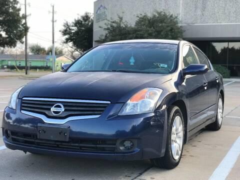 2009 Nissan Altima for sale at Makka Auto Sales in Dallas TX