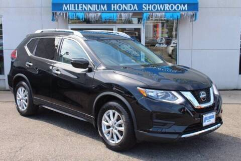 2018 Nissan Rogue for sale at MILLENNIUM HONDA in Hempstead NY