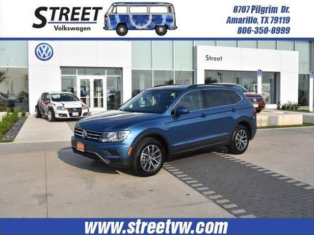 2019 Volkswagen Tiguan for sale in Amarillo, TX