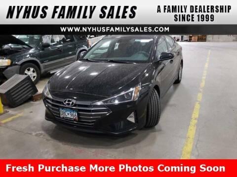 2020 Hyundai Elantra for sale at Nyhus Family Sales in Perham MN
