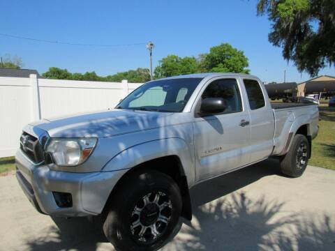 2013 Toyota Tacoma for sale at D & R Auto Brokers in Ridgeland SC
