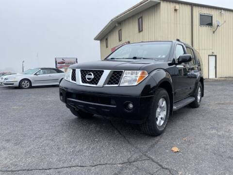 2006 Nissan Pathfinder for sale at Premium Auto Collection in Chesapeake VA